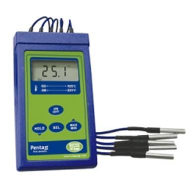 Termômetro Portátil PENTA III Full Gauge