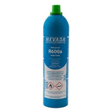 Fluído Refrigerante R600A Isobutano 0,420g