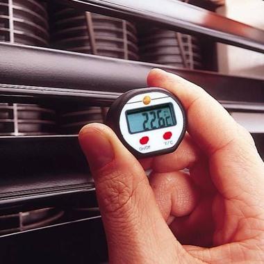 Mini Termômetro de Penetração Standard Testo