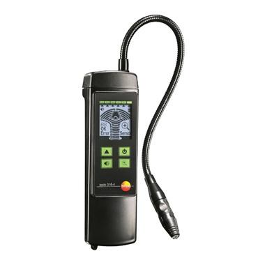 Detector de Fugas em Sistemas de Refrigeração Testo 316-4