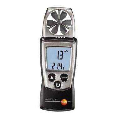 Anemômetro de Molinete de Bolso Testo 410-1
