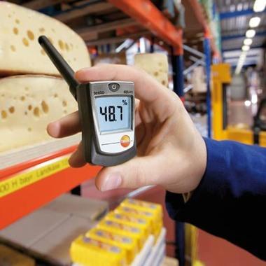 Instrumento de Medição Umidade/Temperatura Testo 605-H1